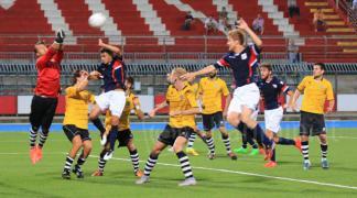 Rimini -Savignanese.1-0