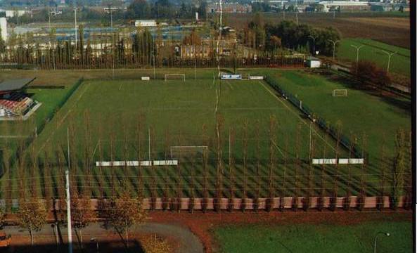 Rimini calcio: Domenica si gioca a Corticella, la società ospitante ritiene il suo impianto idoneo.