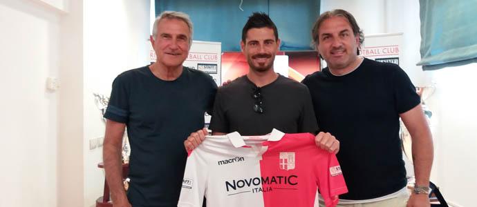 """Rimini calcio. Ambrosini torna a Rimini: """" Finalmente sono tornato"""""""