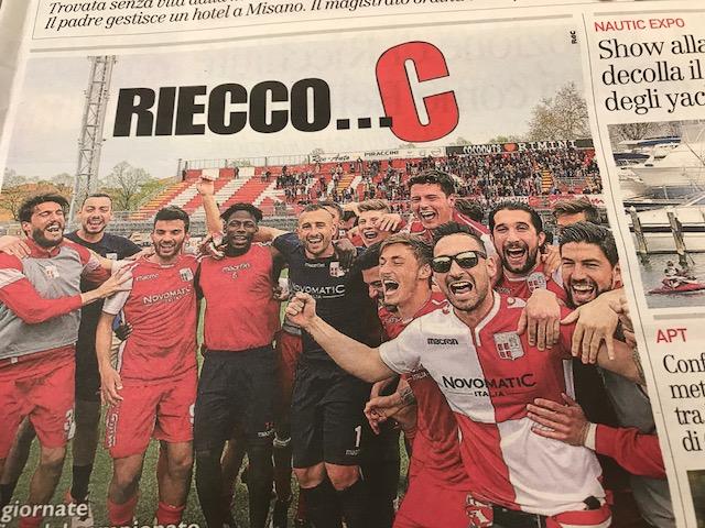 Il potenziale girone B del Rimini.
