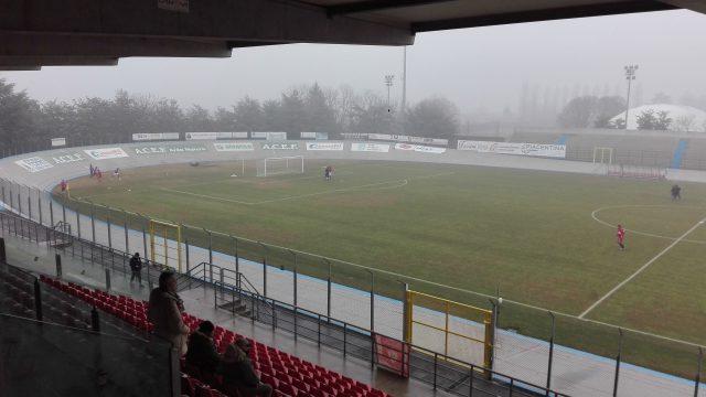 Rimini espugna Fiorenzuola-   Fiorenzuola - Rimini 0-1