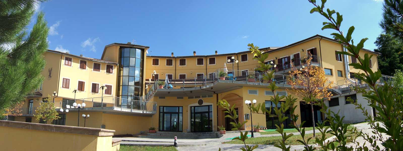 Rimini, ritiro estivo a Sant'Agata Feltria.