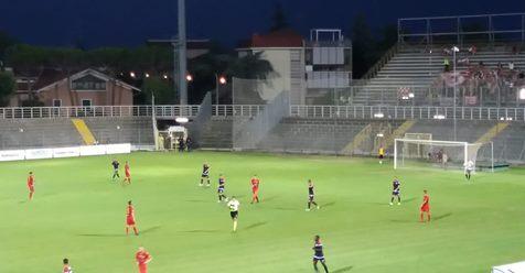 Coppa Italia. Il Rimini stecca a Ravenna 1-0