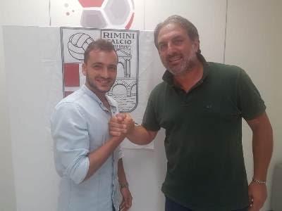 Candido è un giocatore del Rimini