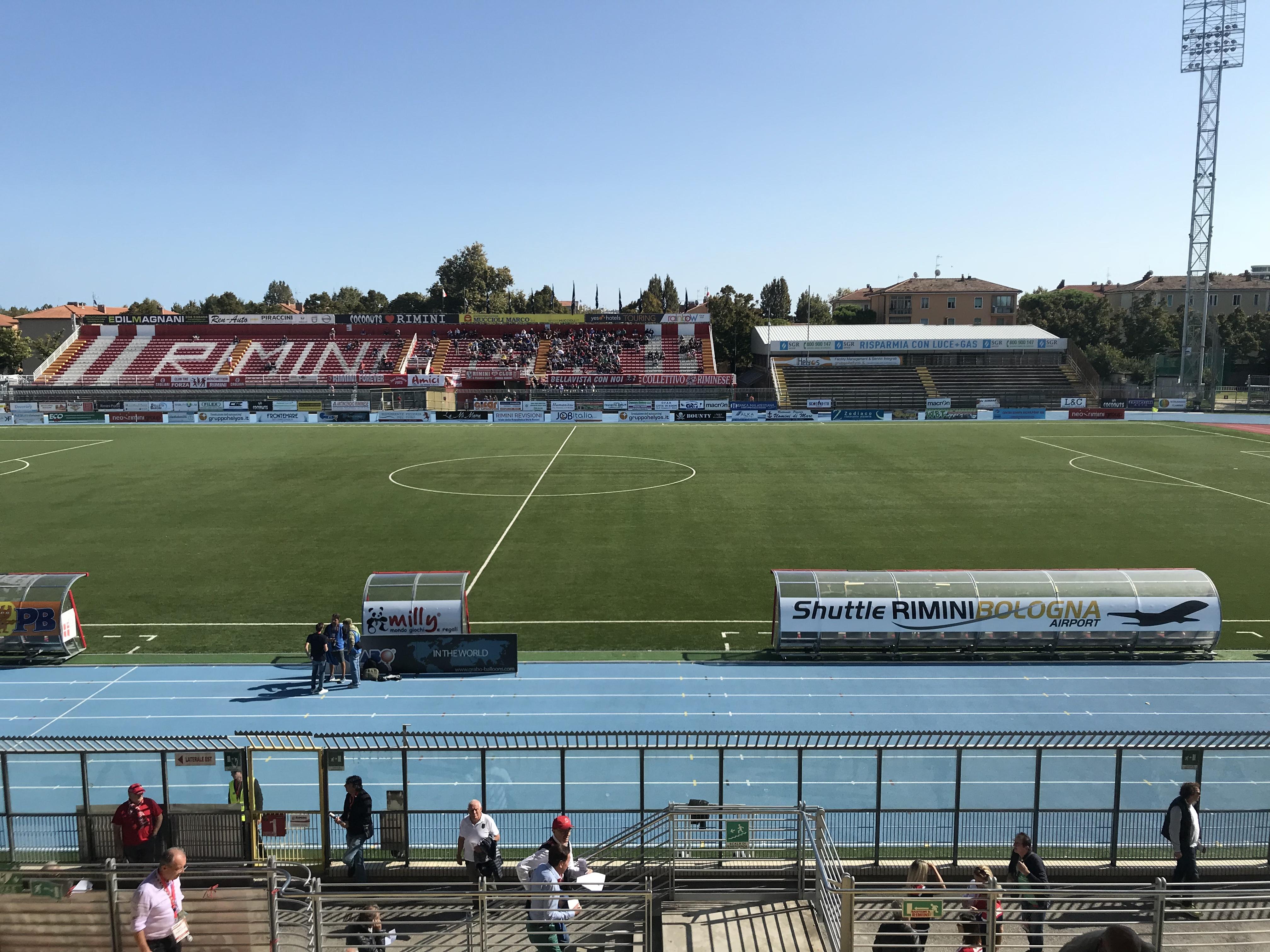Rimini- Ternana 1-1