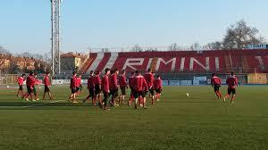 Rimini-Triestina  2-1 Un bel Rimini  stende la Triestina .