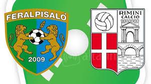 Feralpi Salò - Rimini a partire dalle 18.30
