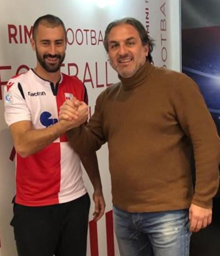 Rimini. La società annuncia l'ufficialità di Piccioni e Nava.