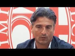 """Questa sera a """"Bar Sport"""" canale 74 e facebook, il direttore sportivo del Rimini, Ivano Pastore."""