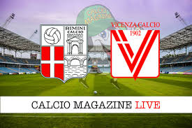 Finale Rimini - Vicenza 1-3 Colella annuncia le dimissioni.