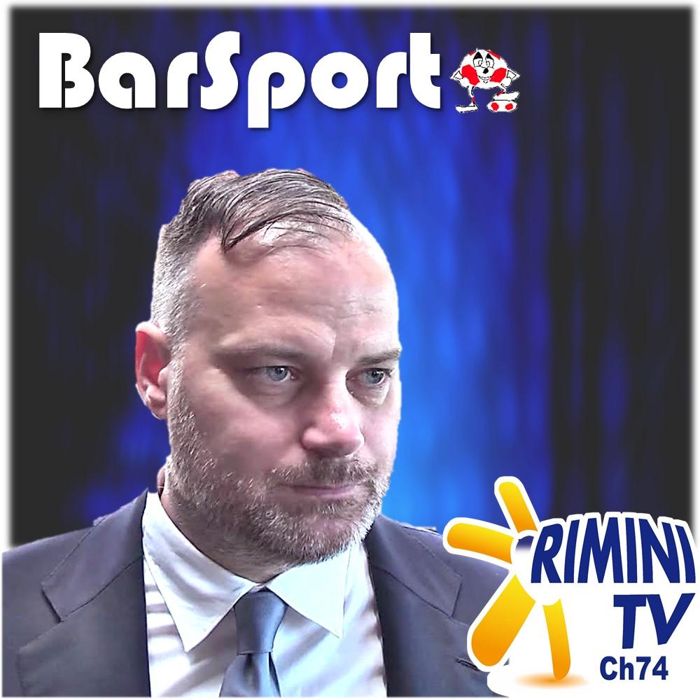 Questa sera ore 20.30 canale 74 di Rimini TV  Teleromagna Mia, segui Bar Sport. In studio Fabrizio De Meis.